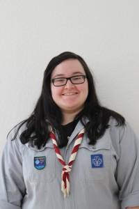 Lisa Brem - Stammesführerin und Sippenführerin der Sippe Chinchilla